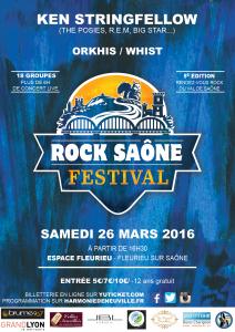 Rock Saône Festival 2016