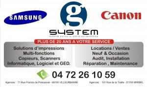G system